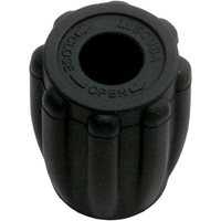 DIRZONE Cylinder Accessories Black DIRZONE Thermo Rubber Knob - Easy Grip