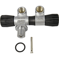 DIRZONE Cylinder Valves DIRZONE Extendable Lavo Valve with Swivel 2nd Outlet