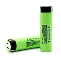 DiveLife Battery Panasonic 3400mAh 18650 Battery 3.7V