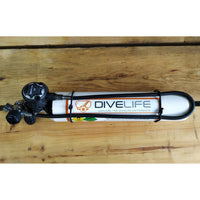 DiveLife Emergency Emergency Pony Cylinder with Regulator