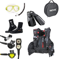 DiveLife Starter Kit S / S Scuba Diving Total Starter Kit
