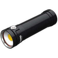 DivePro Handheld Torch Divepro W12 Plus 12.000 Lumen Video Light with Wireless Charging