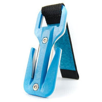 Eezycut Safety Cutters Eezycut Trilobite Blue/White - Harness Pouch