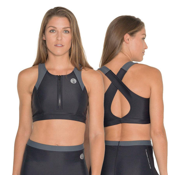 Fourth Element Wetsuit (Women) 6 Fourth Element Thermocline Womens Crop Top