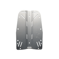 Halcyon Aluminium Backplates Halcyon Aluminum hardcoated Backplate and Harness