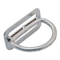 Highland D Rings Highland 90° Billy Ring