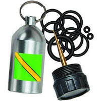 ISC Regulator Accessories ISC Nitrox Tank O-Ring Keychain