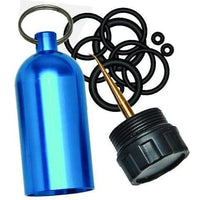 ISC Regulator Accessories ISC Scuba Tank O-Ring Keychain