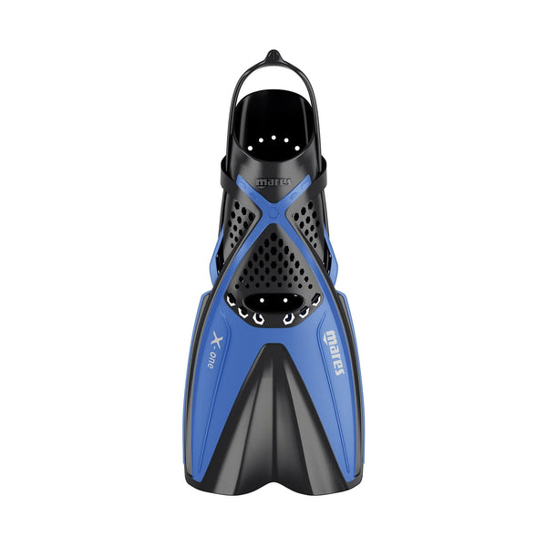 Mares AQUAZONE FINS (JUNIOR) S (30/34, - UK 11.5/2) / Blue Mares Fins X-One Junior