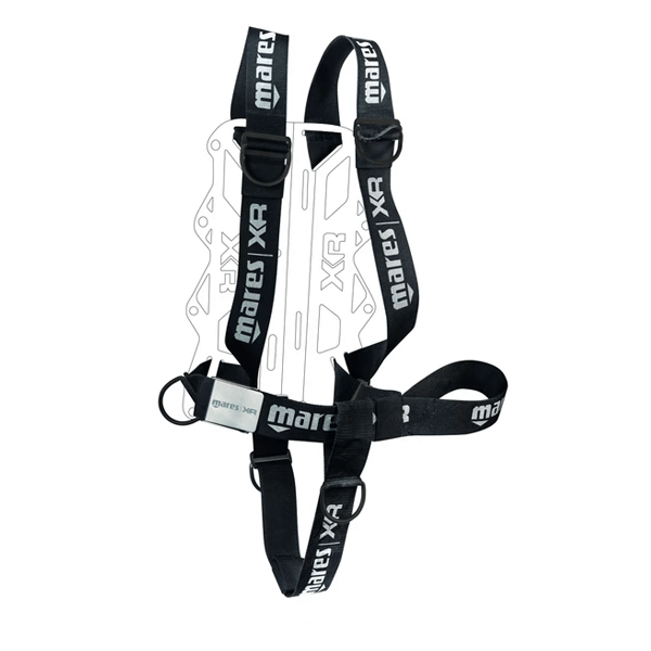 Mares BC Modular Mares Harness Heavy Light Complete