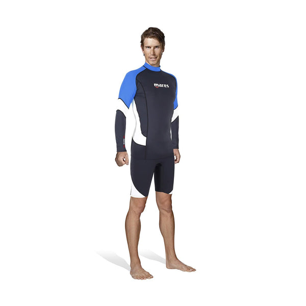 Mares Rash guard (Man) 3XL Mares Rash Guard Trilastic Shorts Man