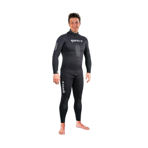 Mares Wetsuit (mens) S2 Mares Jacket Explorer 70 Open Cell