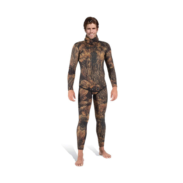 Mares Wetsuit (mens) S2 Mares Jacket Illusion Bwn 50 Open Cell