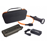 MetalSub Umbilical Torch Package KL1242 // 2400 Lumen - FX1204 - Bag