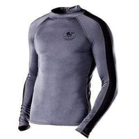 Poseidon Rash Guard XS / GRAY / Man Poseidon Rash Guard