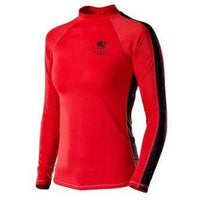 Poseidon Rash Guard XS / RED / Ladies Poseidon Rash Guard