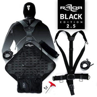 Razor Sidemount System Razor 2.5 Full Set - BLACK EDITION