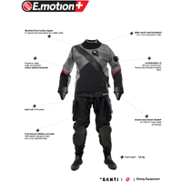 SANTI Drysuit SANTI Emotion + Drysuit