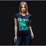 SANTI T-Shirt Santi T-shirt GIRLS 2 DIVE