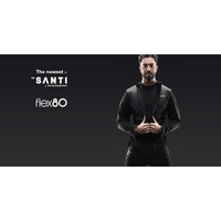 SANTI Undersuits Santi Flex 80 Undersuit - Men