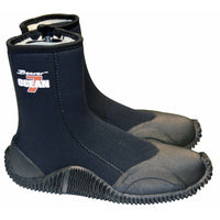 Seac Sub Boots Beaver - Ocean 7 Wet Boot With Zip 5mm