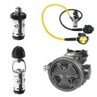 Seac Sub Regulator Seac Sub - Regulator Set P-Synchro Din + Octo