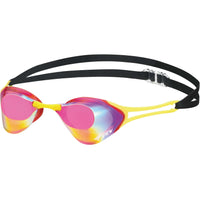 View Swim Goggles Red/Pink View Blade Zero Swimming Goggles - Mirrored