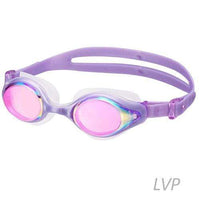 View Swim Goggles Lavender/Pink View Selene Mirrored Swimming Goggles