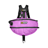 xDeep Sidemount System M - 4 x 1.5kg / Lavender xDeep -  Stealth 2.0 Classic Sidemount System