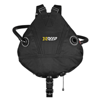 xDeep Sidemount System xDeep -  Stealth 2.0 TEC Sidemount System - Redundant Bladder Edition