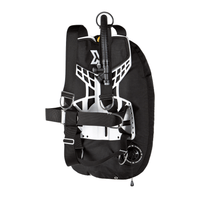 xDeep Single Wing Systems xDeep -  ZEN Single Wing System - Standard Harness