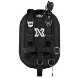 xDeep Single Wing Systems Ali / 28 / BLACK xDeep -  ZEOS Single Wing System - Deluxe Harness