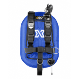 xDeep Single Wing Systems Ali / 28 / BLUE xDeep -  ZEOS Single Wing System - Deluxe Harness