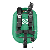 xDeep Single Wing Systems Ali / 28 / SEAGREEN xDeep -  ZEOS Single Wing System - Deluxe Harness