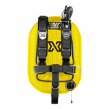 xDeep Single Wing Systems xDeep -  ZEOS Single Wing System - Deluxe Harness