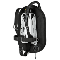 xDeep Single Wing Systems xDeep -  ZEOS Single Wing System - Standard Harness