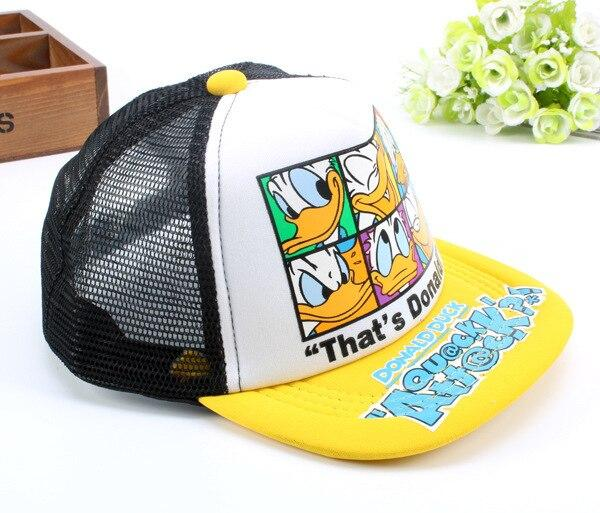 Boné Donald Duck Hip Hop Cap Baseball