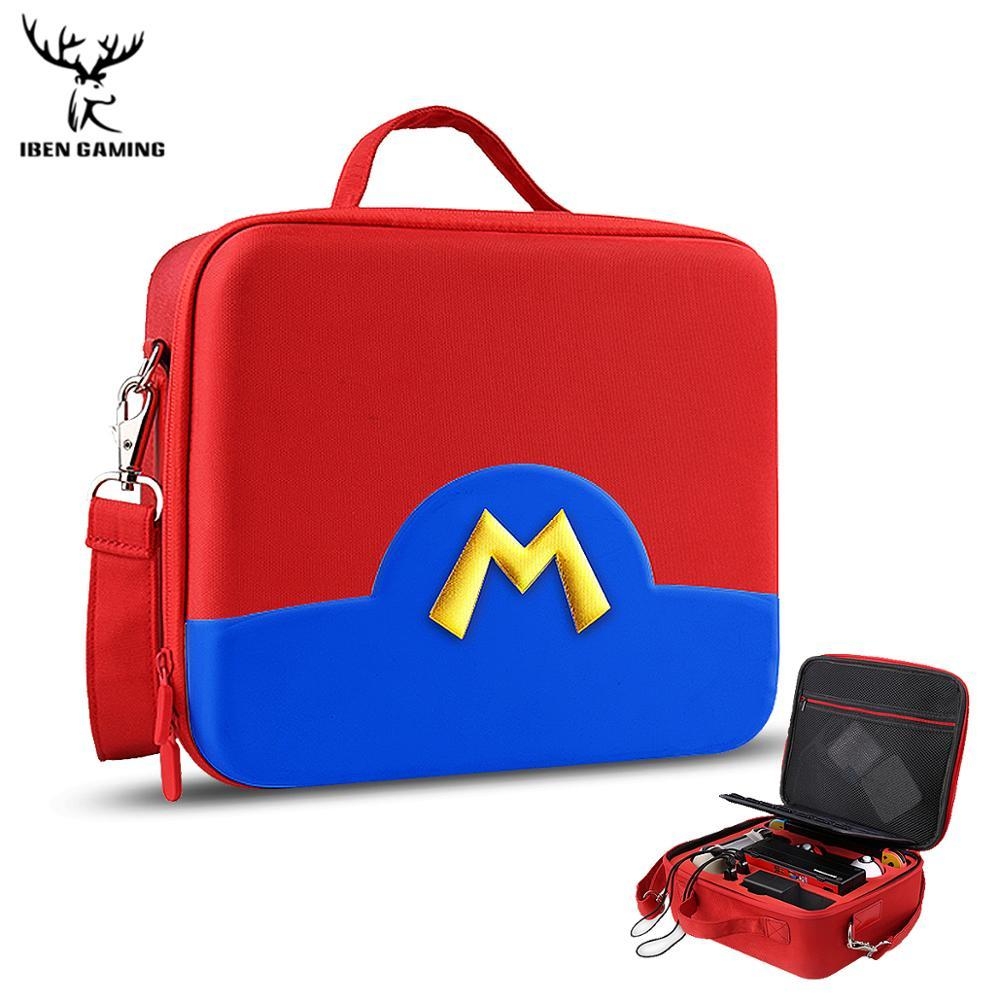 Maleta Portátil Nintendo Switch Accessories Water-resistent Protective