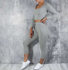 Rapid-wear-comfort-set-grey