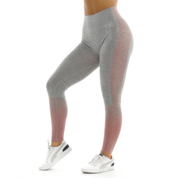 RapidWear - Flex Seamless Leggings (Ljusröd)