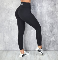 RapidWear - Scrunch Leggings (Svart)