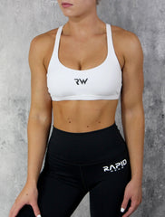 RapidWear - Sweat It Sportsbh (Hvid)