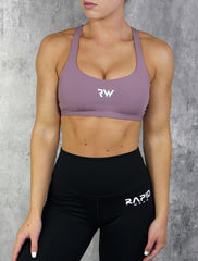 RapidWear - Sweat It Sportsbh (Lilla)