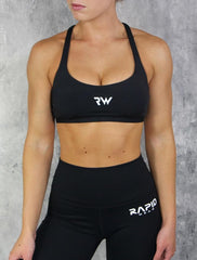 RapidWear - Sweat It Sportsbh (Sort)