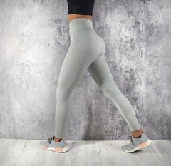 Rapid Seamless Leggins (Grå)