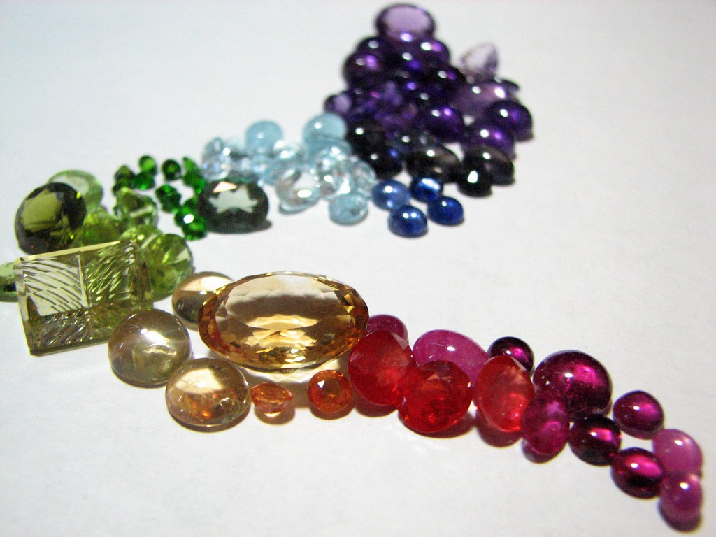 The Allure of Gemstones and Crystals