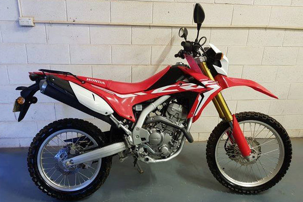 (SOLD) 2017 Honda CRF250L Trail Bike