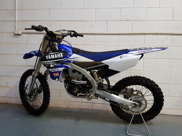 (SOLD) 2017 Yamaha YZ450F