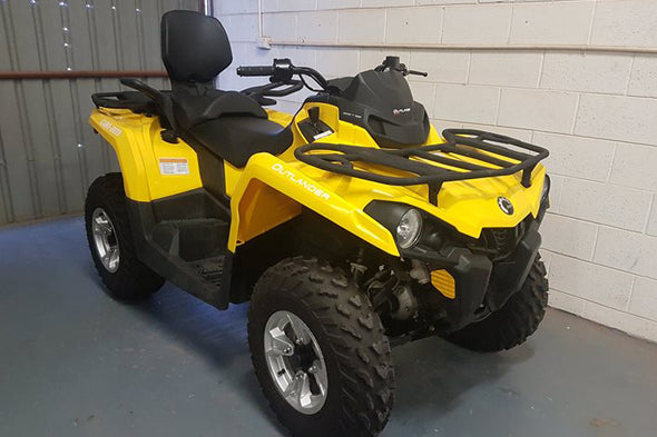(SOLD) 2017 Can Am Outlander Max 450