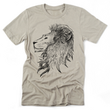 Faithful and True Lion | Unisex Jersey Tee